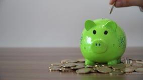 pieniądze przyszłościowy oszczędzanie zbiory
