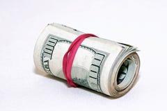 pieniądze rolka Obraz Royalty Free