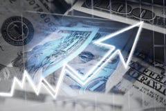 Pieniądze Rosnąć Wysokiej Jakości obrazy royalty free