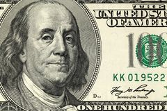 Pieniądze tło z USD dolarem obraz royalty free