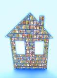 pieniądze własności nieruchomości real Zdjęcie Stock