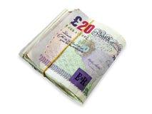 pieniądze wielkiej brytanii zdjęcie royalty free