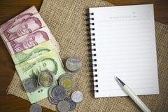 Pieniądze zarządzania pojęcie Zdjęcie Stock
