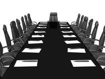 pieniężna pojęcie biznesowa konferencja royalty ilustracja