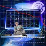pieniężne inwestycje Zdjęcia Stock