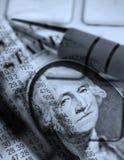 pieniężne inwestycje Zdjęcie Stock