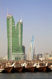 pieniężny Bahrain schronienie Manama Zdjęcie Royalty Free