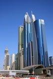 pieniężny gromadzki Dubai fotografia stock
