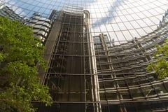 Pieniężny okręg w Londyn Obrazy Stock