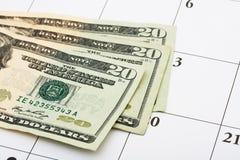 pieniężny planowanie obraz stock