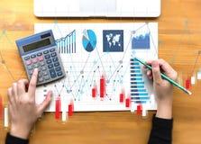 Pieniężny rynku walutowego rynek papierów wartościowych, pieniężny, biznesowy świeczka kij g, Fotografia Stock