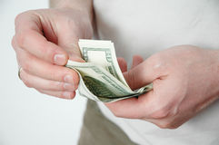 pieniądze. Obraz Stock
