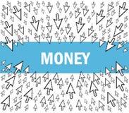 pieniądze Royalty Ilustracja