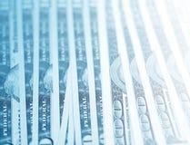 Pieniądze amerykanina dolary Fotografia Royalty Free