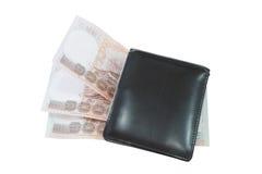 Pieniądze baht Obrazy Royalty Free
