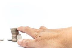 Pieniądze baht Zdjęcie Stock