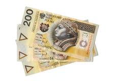 Pieniądze - bogactwo Obrazy Royalty Free