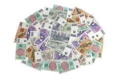 Pieniądze czech Obrazy Royalty Free