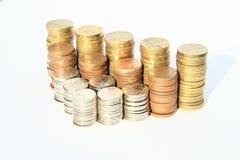 Pieniądze - czeskie korony Zdjęcie Royalty Free