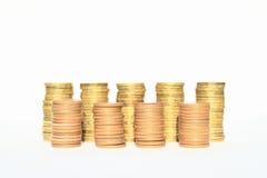 Pieniądze - czeskie korony Obraz Stock