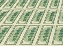 pieniądze druk Zdjęcie Stock