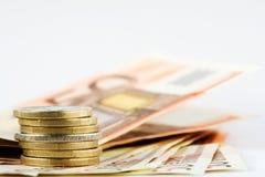 pieniądze euro Zdjęcie Royalty Free