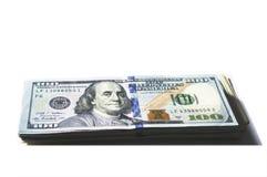 Pieniądze gotówka Obraz Stock