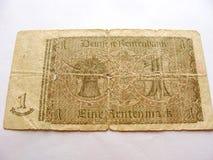 pieniądze papier Obraz Royalty Free