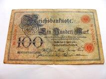 pieniądze papier Obraz Stock
