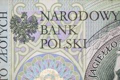 Pieniądze Polska Fotografia Royalty Free