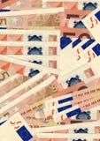 pieniądze projektu euro Obraz Royalty Free
