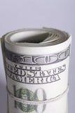 pieniądze rolka Zdjęcia Royalty Free