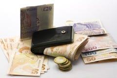 pieniądze save czas zdjęcia stock