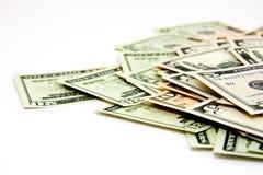 pieniądze sterta Zdjęcie Royalty Free