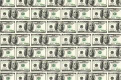 Pieniądze tekstura Obrazy Stock