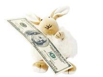 pieniądze zabawka Zdjęcie Royalty Free