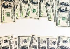 Pieni?dzy dolar?w t?o obrazy royalty free