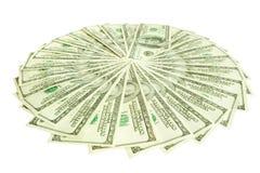 pieniądze Zdjęcia Stock