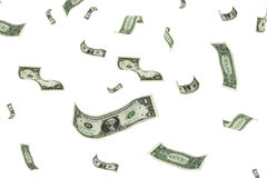pieniądze raning Fotografia Stock