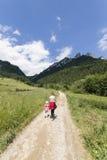 Pieniny berg Royaltyfria Bilder