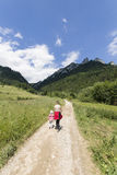 Pieniny Mountain Royalty Free Stock Images