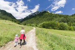 Pieniny Mountain Royalty Free Stock Photography
