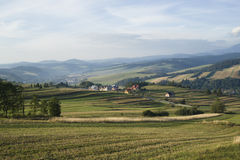 Pieniny Mountains Stock Photos