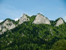 Pieniny-Poland Royalty Free Stock Photo
