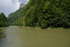 Pieniny, Slovakia Royalty Free Stock Photos