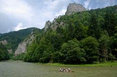 Pieniny, Slovakia Royalty Free Stock Image