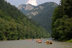 Pieniny, Slovakia Royalty Free Stock Photo