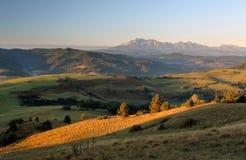 Pieniny and Tatras in Slovakia Stock Images