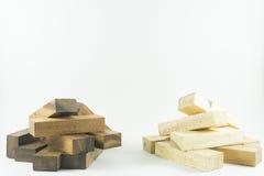 Piense diverso concepto para el proceso del éxito del crecimiento Imagen de archivo