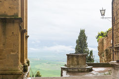 Pienza Royalty Free Stock Image